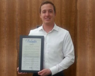 Hollywood Woodwork Receives Mayoral Proclamation