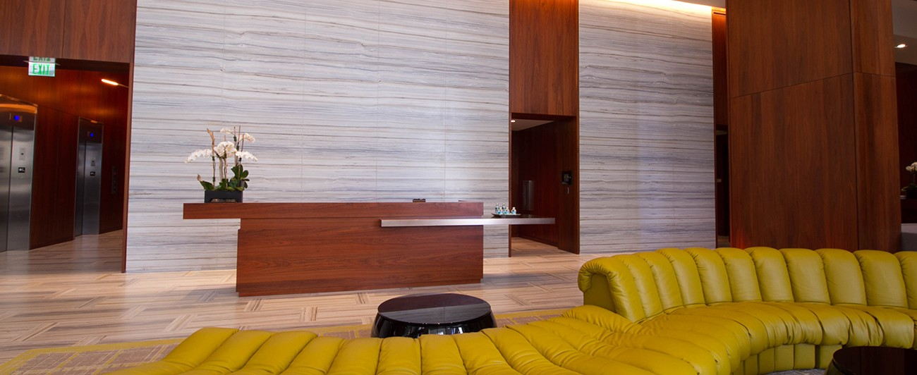 Brickell House Lobby desk 1300 x 532
