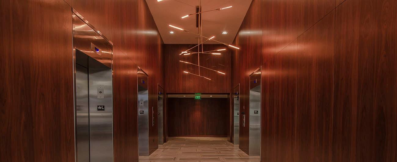 Brickell House-elevator lobby 1300 x 532
