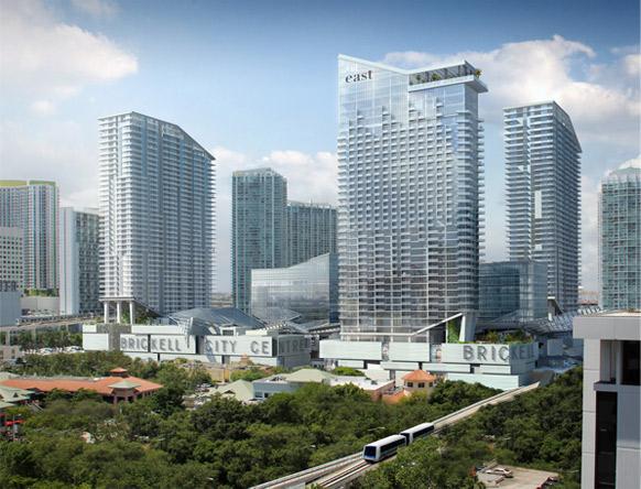 Brickell City Centre East Hotel Miami, Florida