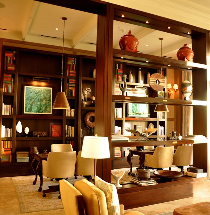St. Regis San Juan  Lounge 700 x 718
