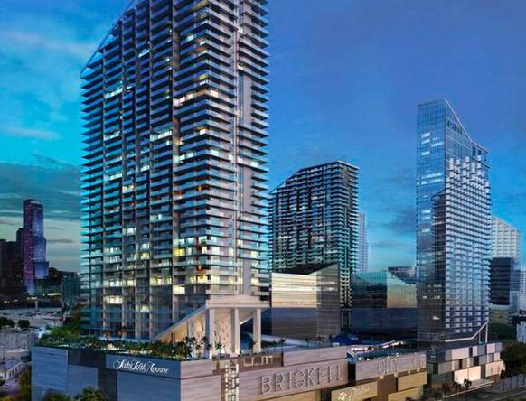 Brickell City Centre Rise Condominiums
