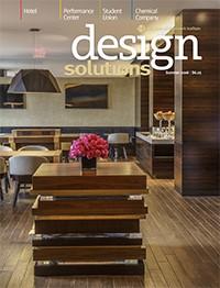 Hollywood Woodwork's Hyatt Regency Tysons Corner Project Wins Cover Story
