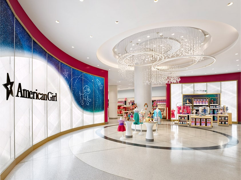 American Girl Place NYC 1