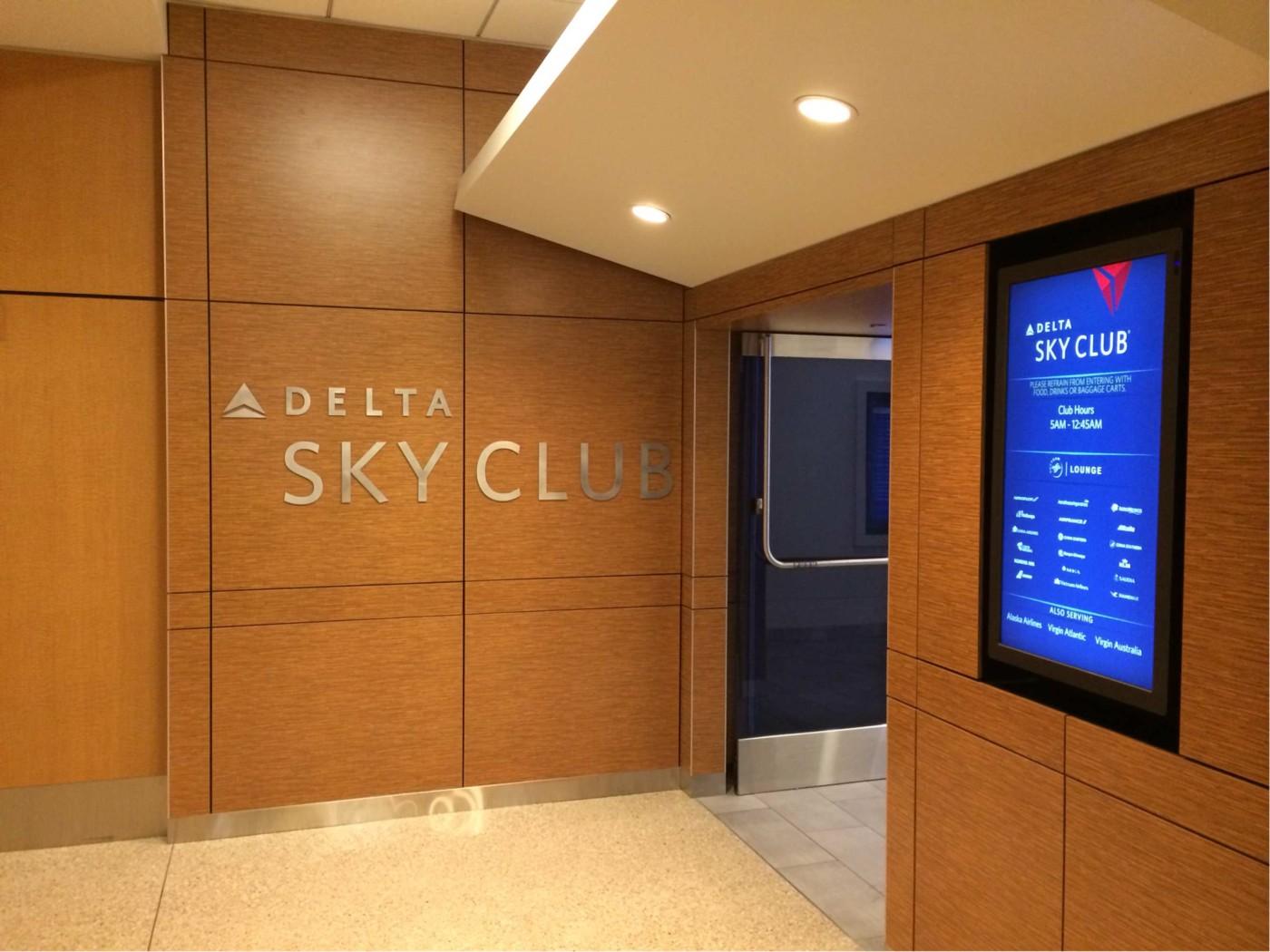Delta Sky Club – Fort Lauderdale International Airport 4